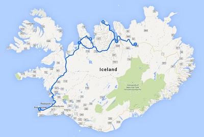 North Iceland Aurora Challenge