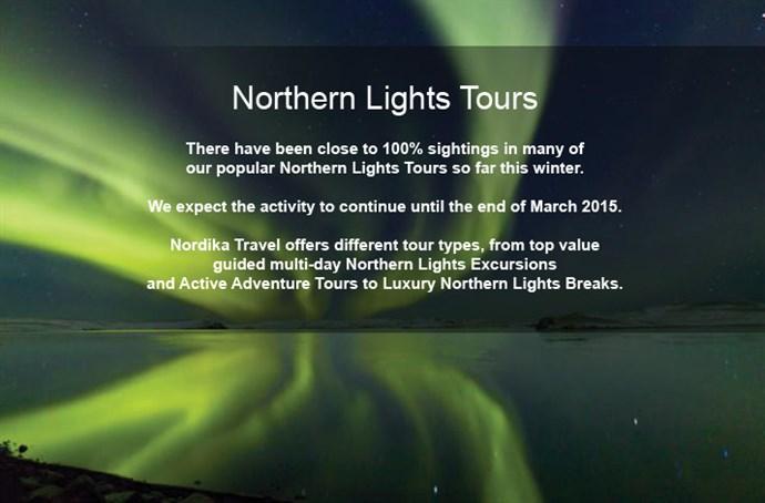 Northernlights Heading