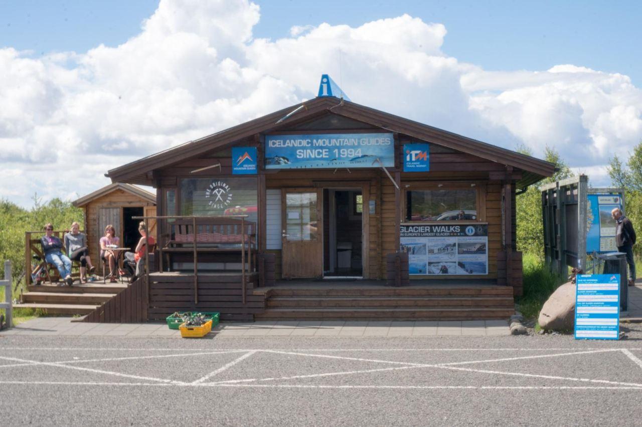 Ielandic Mountain Guides Sales Lodge