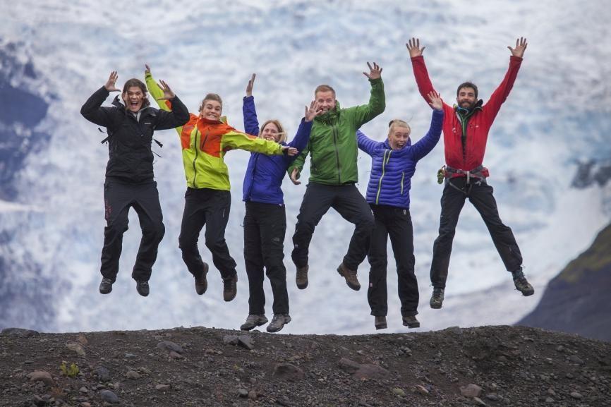 Glacier Fun Svínafellsjökull