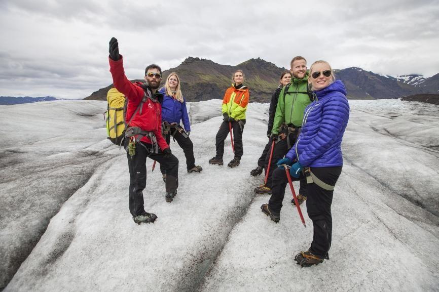 Svínafellsjökull Glacier Walk