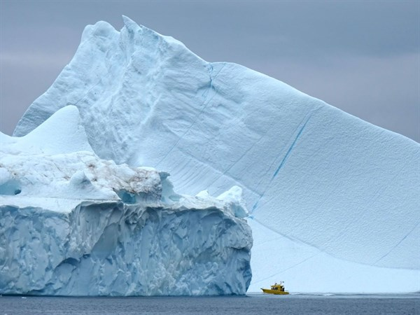 A Big Ass Iceberg
