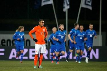 Holland V Iceland
