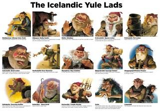 The -icelandic -yule -lads