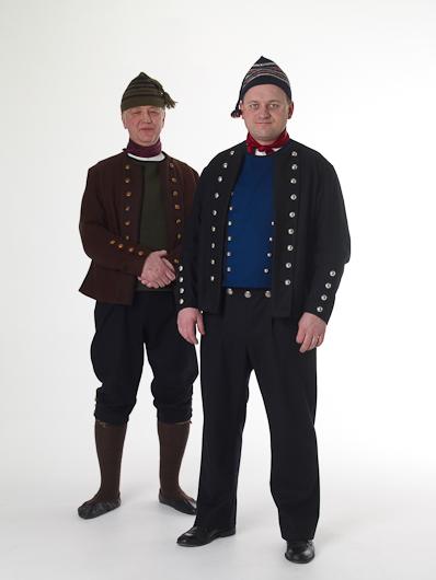 Mens Icelandic National Costume, Þjóðbúningur karla