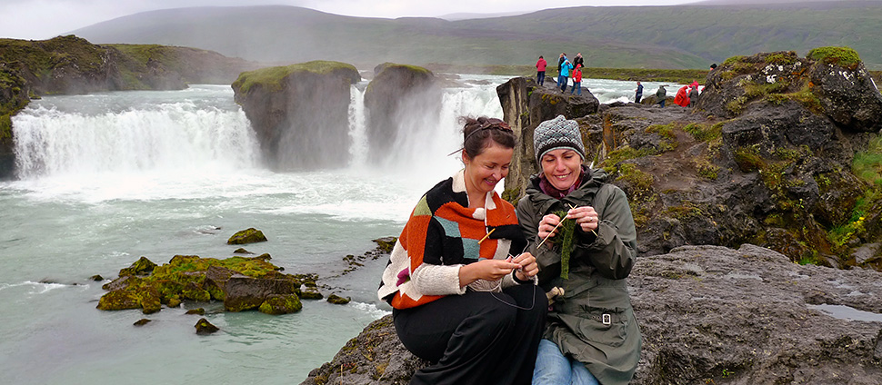 Knitting Vacations Iceland : Iceland tours jeep adventure