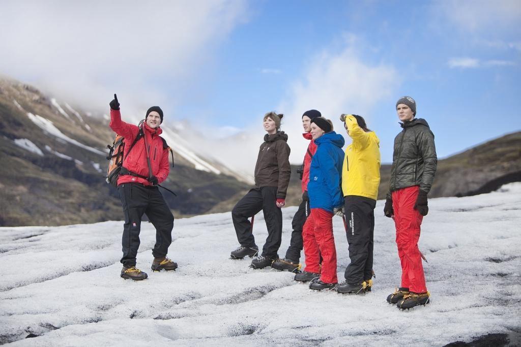 Sólheimajökull Glacier Adventure