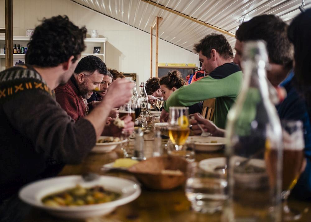 Traditional Icelandic Dinner