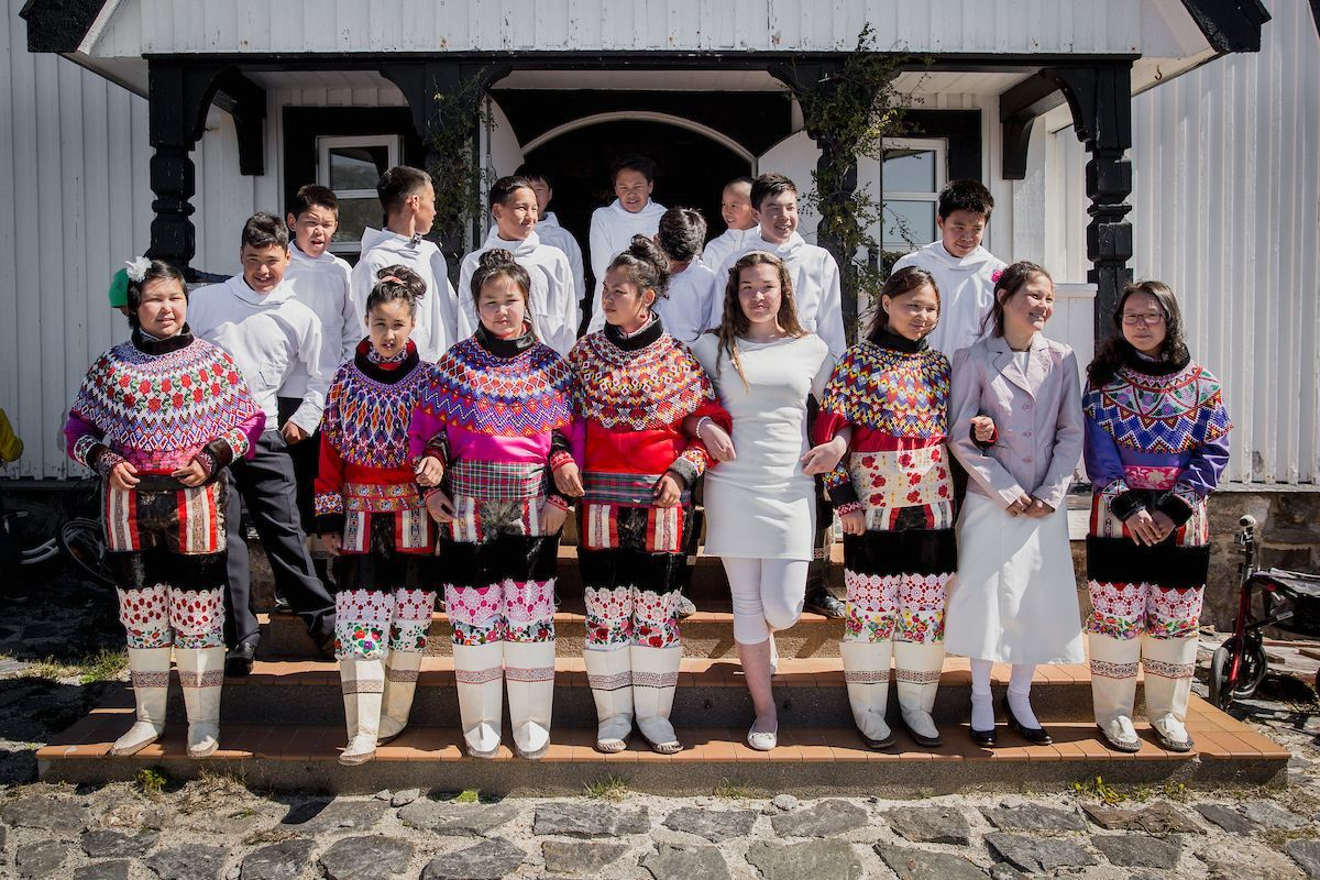 History of the Greenlandic Language - Greenland Adventures