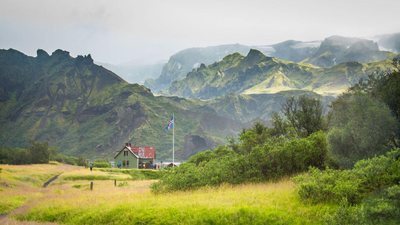 Þórsmörk - The Valley of Thor