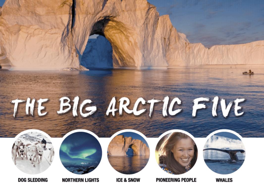 The Big Arctic 5