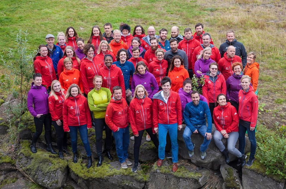 The Office Team, Icelandic Mountain Guides