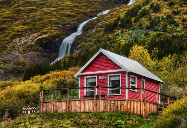Icelandic Summerhouse