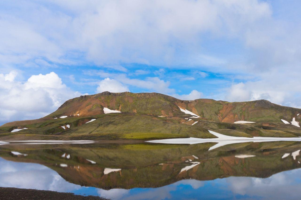 Háölduvatn lake