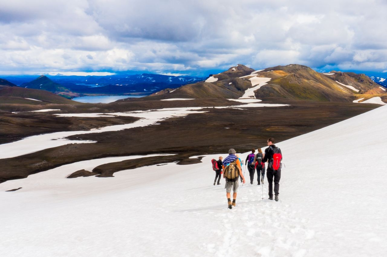 Backroad to Landmannalaugar