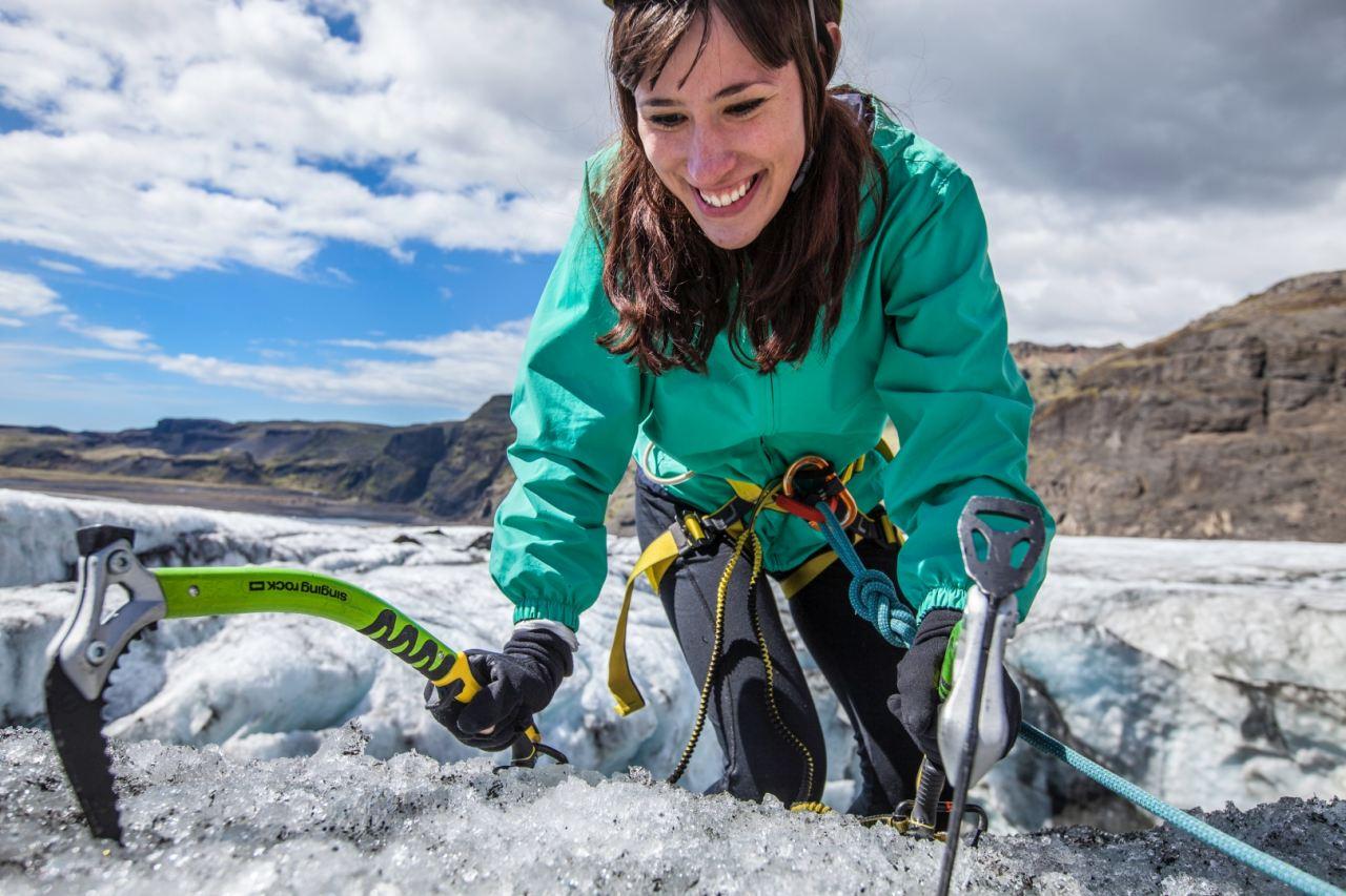 Ice Climbing Adventure