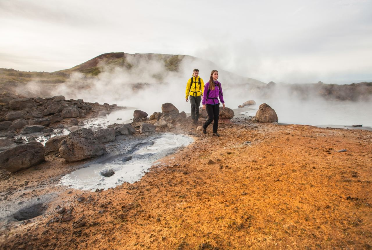 Iceland Hiking Day Tour