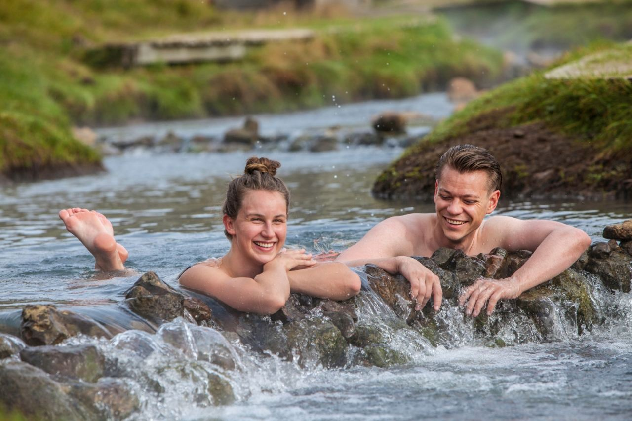 Reykjadalur Nature Bath