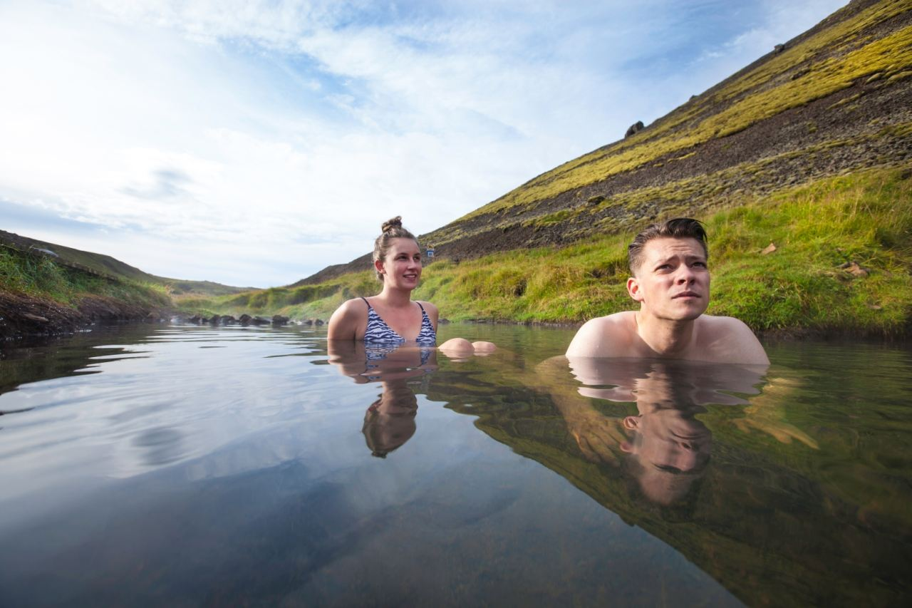 Icelandic Nature Bath