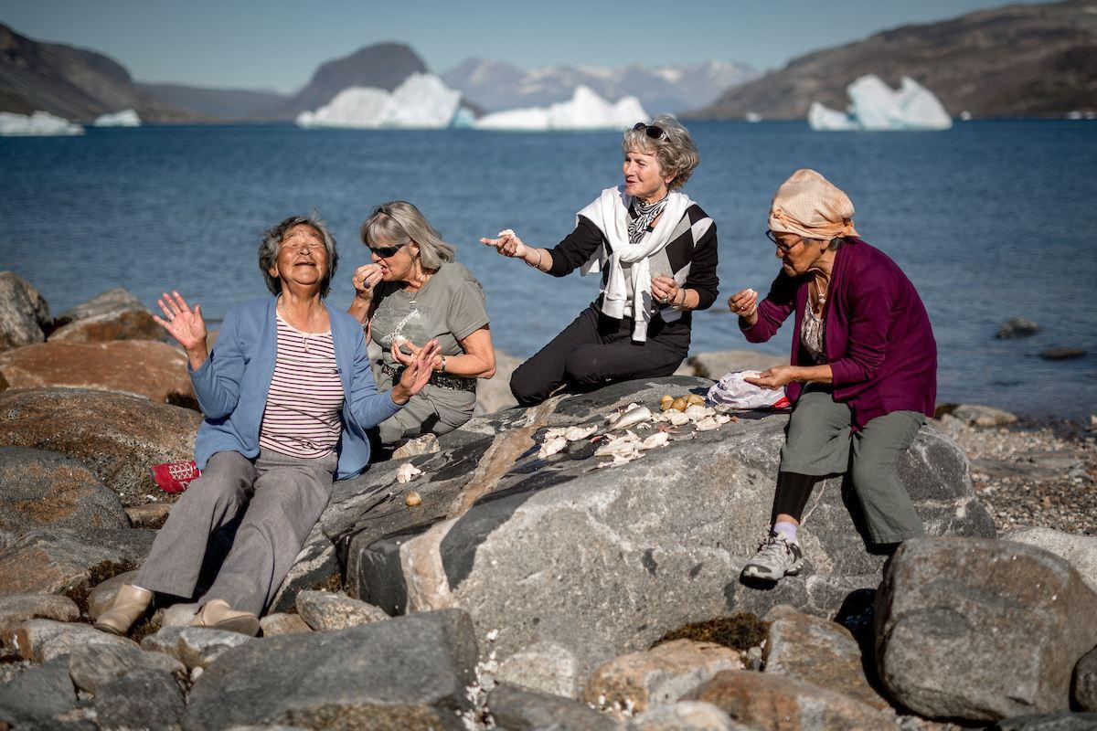 Women hot greenland Date Women
