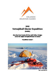 Vatnajökull Glacier Expedition