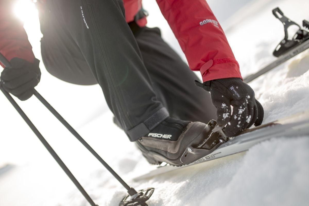 Ready, set... Ski !!!
