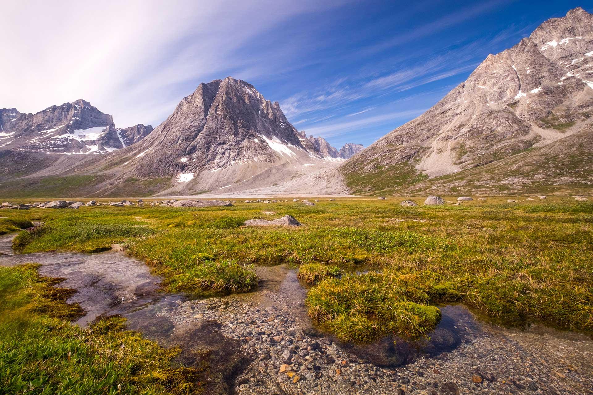 Tasiilaq Fjord's marvellous peaks