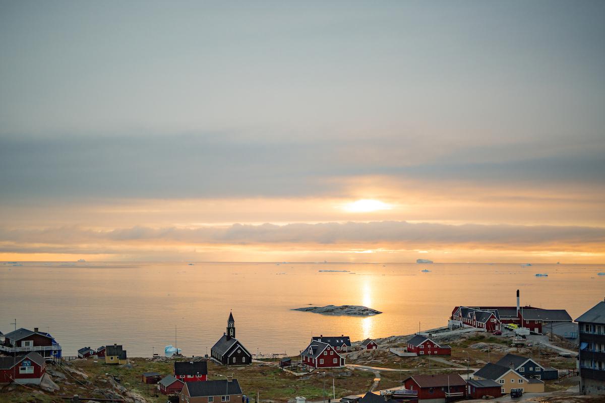 A real Arctic Moment