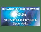 Icelandair Pioneer Award