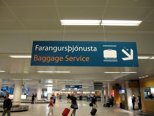 keflavik airport arrivals