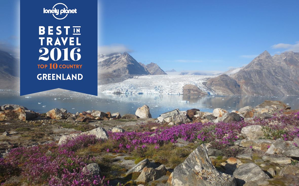 Greenland Makes Lonely Planet Top 10 Places To Travel