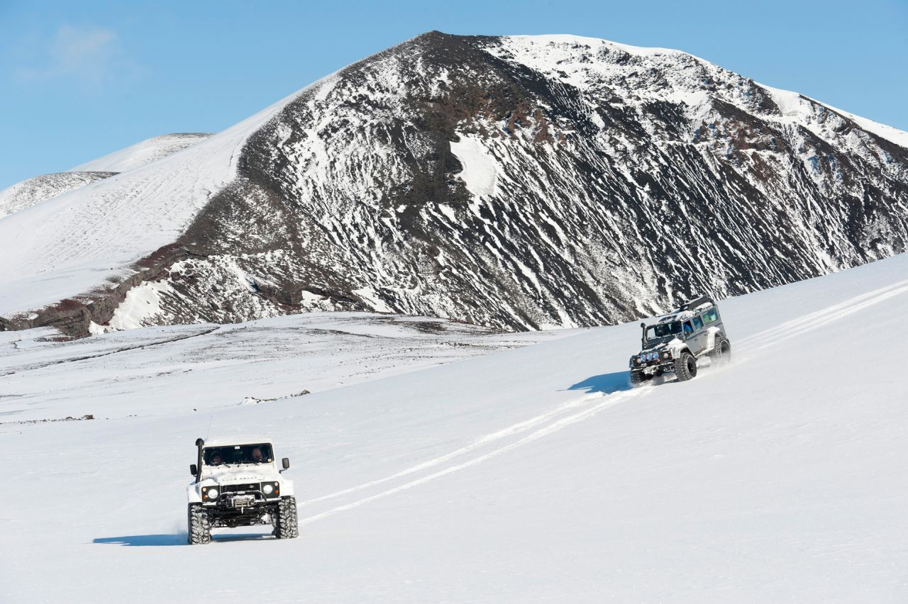 Super Jeep Adventure