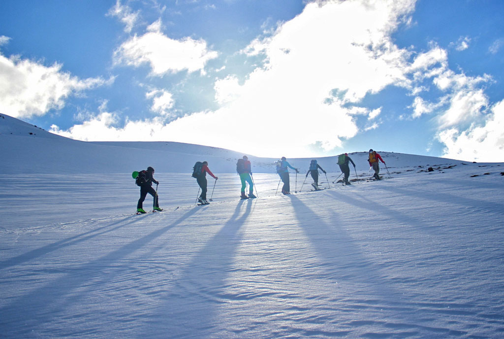 Alpine Skiing in the North