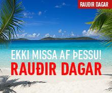 Rauðir Dagar Box